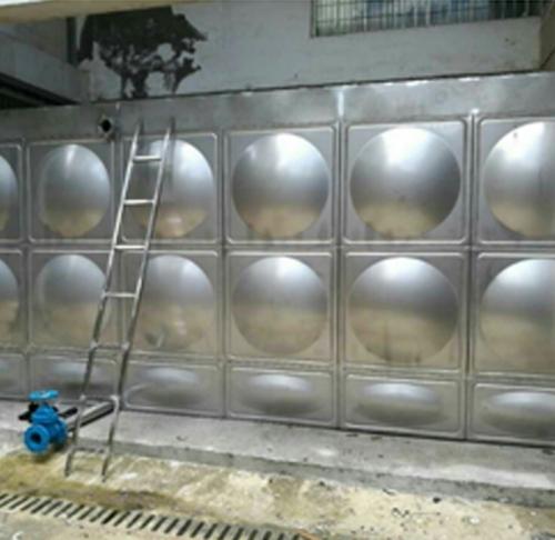 18T不锈钢方形冷水箱