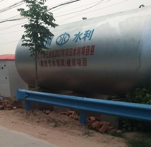 河南无塔供水压力罐安装