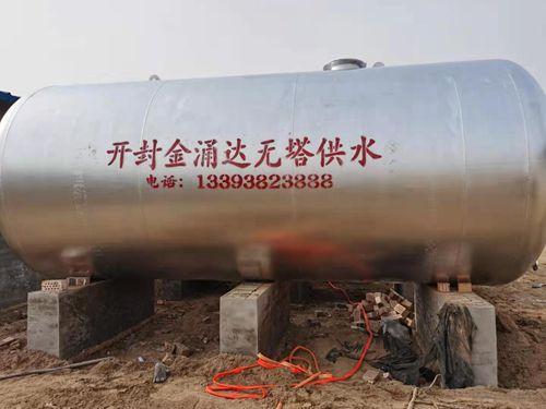 50吨无塔供水设备
