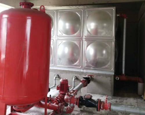 河南消防水箱