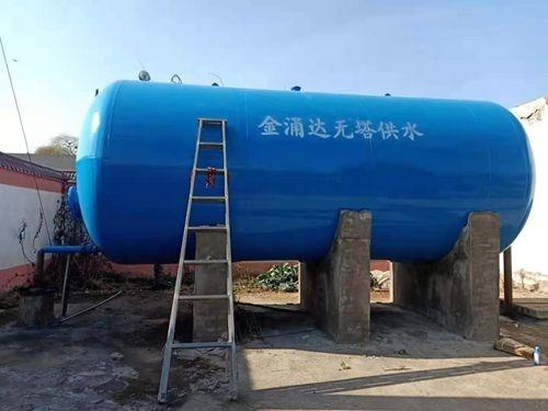 湖北30吨供水设备